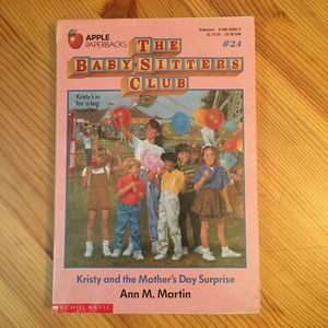 The Baby-Sitters Club #24
